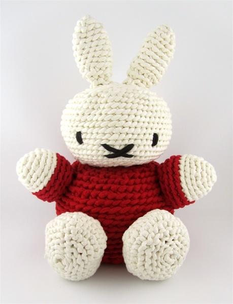 Hoooked Zpagetti Set Bunny Rot Meinwollshopde
